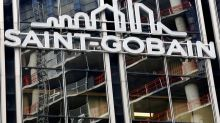 Construction group St Gobain first-half profits fall but hopes for better second-half