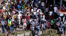 'Several killed' in blast at Ethiopian PM's rally
