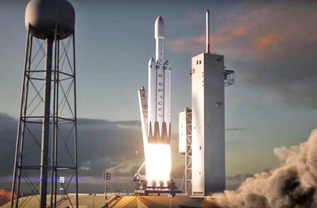 SpaceX could send its biggest rocket to space in three months