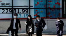 Global Markets: Stocks fall after Apple warns on coronavirus impact
