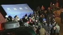 Raw: Landslide Buries Dozens in China