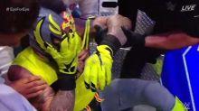 WWE-Eklat: Augen-Szene sollte noch krasser werden