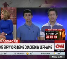 Florida Survivors Push Back After GOP Activist Says They're 'Hijacked By Left-Wing Groups'