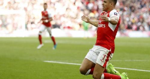 Foot - ANG - Arsenal - Arsène Wenger (Arsenal) espère «prolonger» Alexis Sanchez
