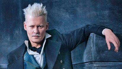 Backlash brewing over Depp's Fantastic Beasts role