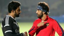 When Abhishek & Ranbir Broke Into a Dance During a Football Match