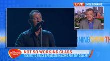 Bruce Springsteen tickets go for exorbitant price