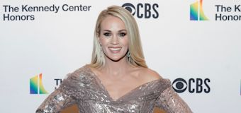 Carrie Underwood's son sings on her new album
