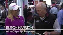 Day 1: Natalie Gulbis and Butch Harmon