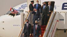 Delegação americana-israelense deixa os Emirados após visita inédita