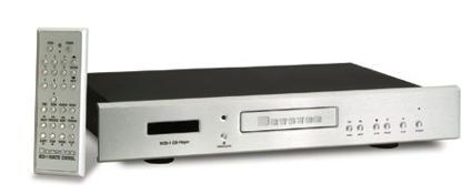 Bryston's hand-assembled BCD-1 CD player
