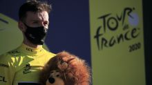 Adam Yates becomes ninth Briton to wear Tour de France's yellow jersey