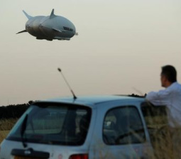World's longest airship crash-lands in England on test flight