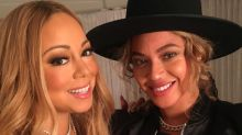 The Beyoncé and Mariah Meetup Just Got Better