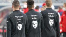 Frankfurt's 11-match unbeaten run ended by Bremen