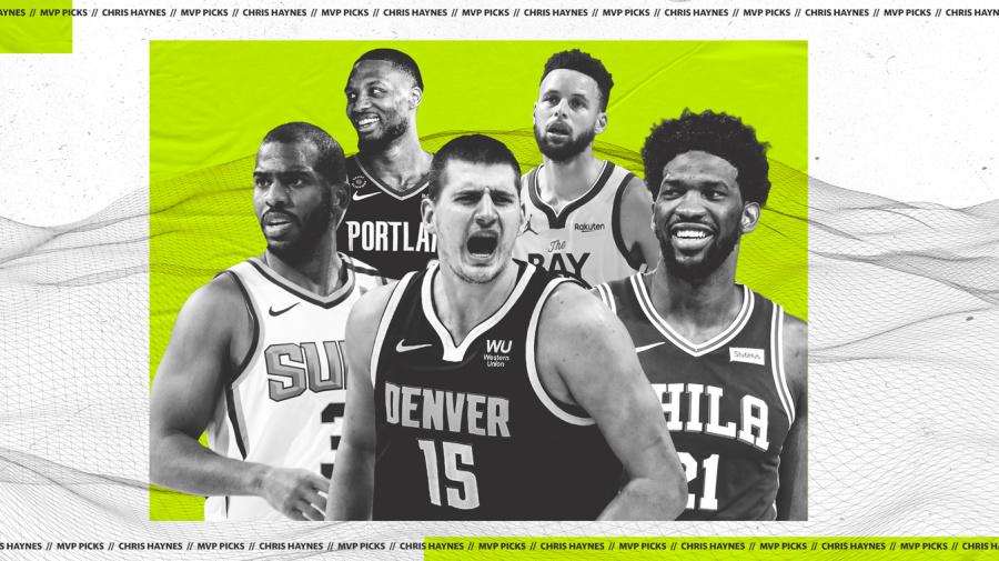 Final MVP watch: Our pick is no joke