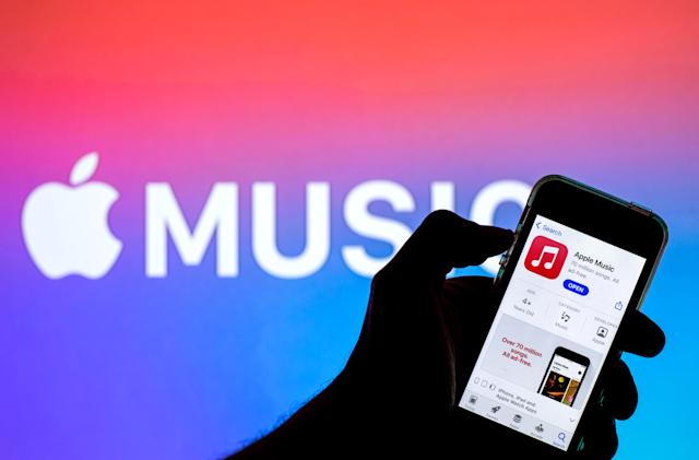 Apple Music pays a penny per stream, double Spotify's rate