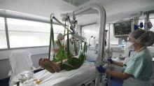 La moitié des lits de réa occupés en France par des malades du Covid-19