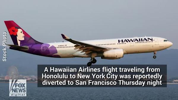 Hawaiian Airlines Flight Attendant Dies Midflight Of Suspected Heart Attack