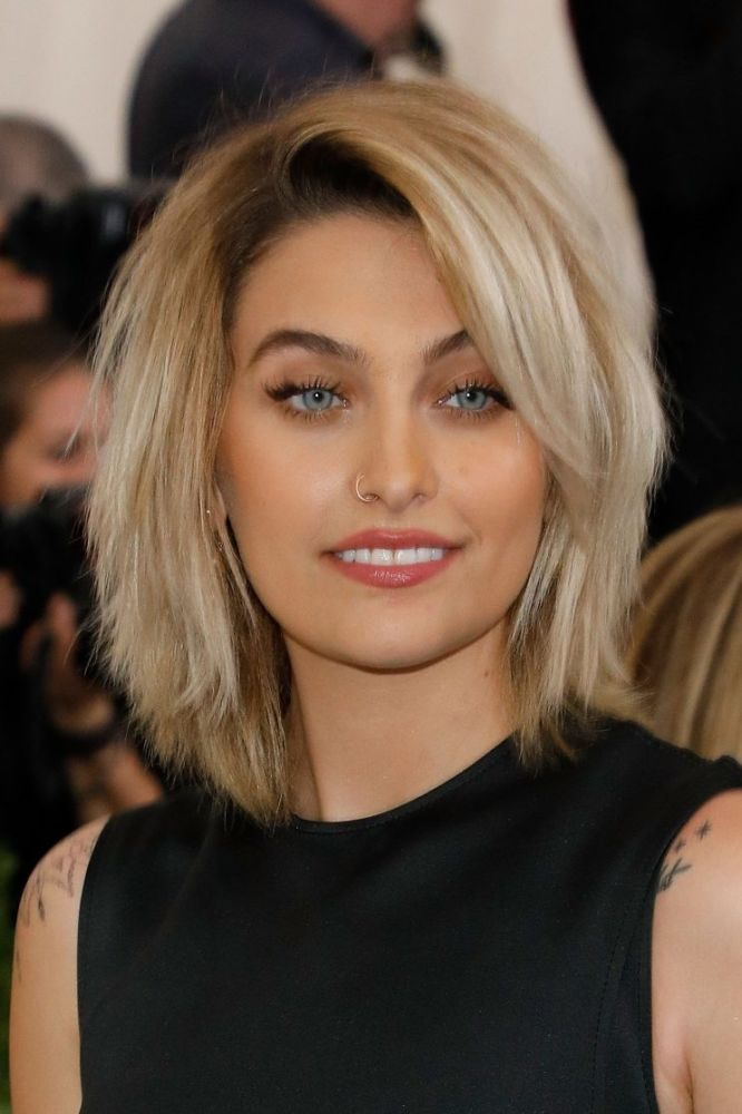 Paris Jackson at the Rei Kawakubo/Commes Des Garcons: Art of the In-Between benefit in May 2017