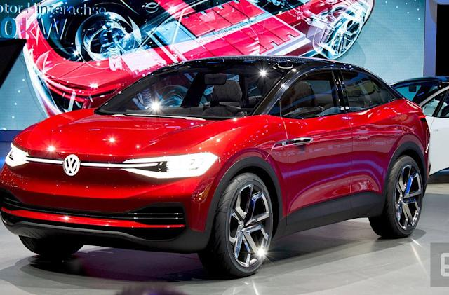 VW's 'affordable' crossover EV comes to the US in 2020