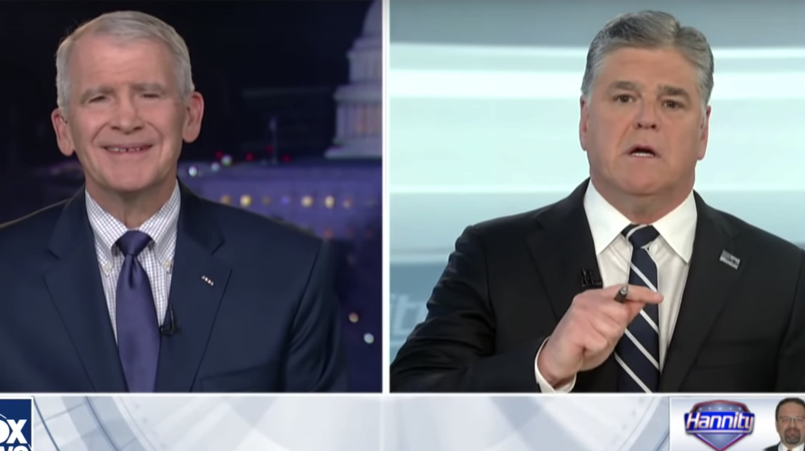 New NRA President Oliver North Suggests All Iranians Are Liars