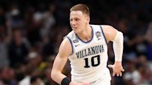 Title game hero Donte DiVincenzo declares for NBA draft without hiring agent