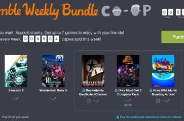 Humble Weekly Co-Op: Awesomenauts, Risk of Rain