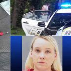 Woman charged with DUI after crash with 3 kids in the car