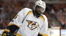 St. Louis Blues shut down racist P.K. Subban Twitter joke