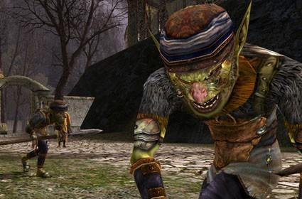 Six maliciously fresh screens from LotRO's new player experience