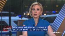 Defense contractors deploy contingency plans after govern...