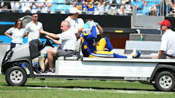 Rams safety Weddle clears concussion protocol