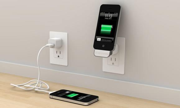 Bluelounge MiniDock for iOS cuts the cord, declutters your life