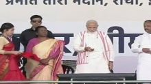 'Ayushman Bharat scheme will transform India into a medical hub', says Modi