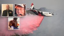 Firefighters killed in water-bombing aircraft crash identified