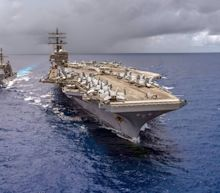 Could 'Baby' Aircraft Carriers Be the Next U.S. Navy Super Weapon?