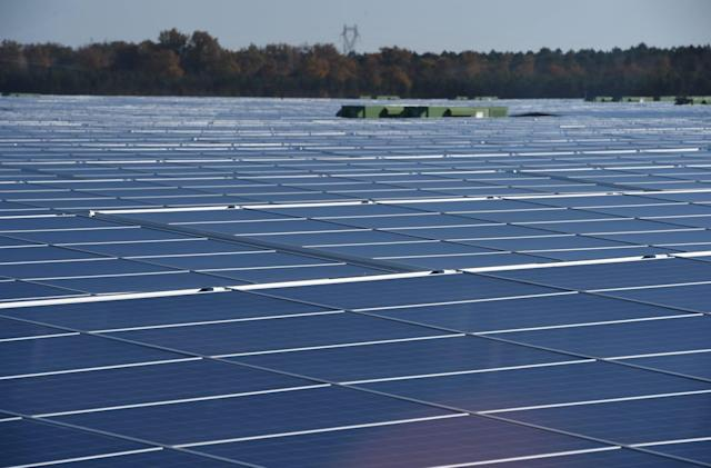 NC town fears solar farm will 'suck up all the energy from the sun'
