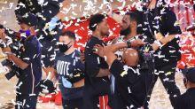 Basket: les Lakers champions NBA pour la 17e fois