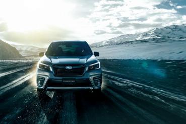 渦輪很高興你回來了,Subaru Forester新增1.8升渦輪引擎