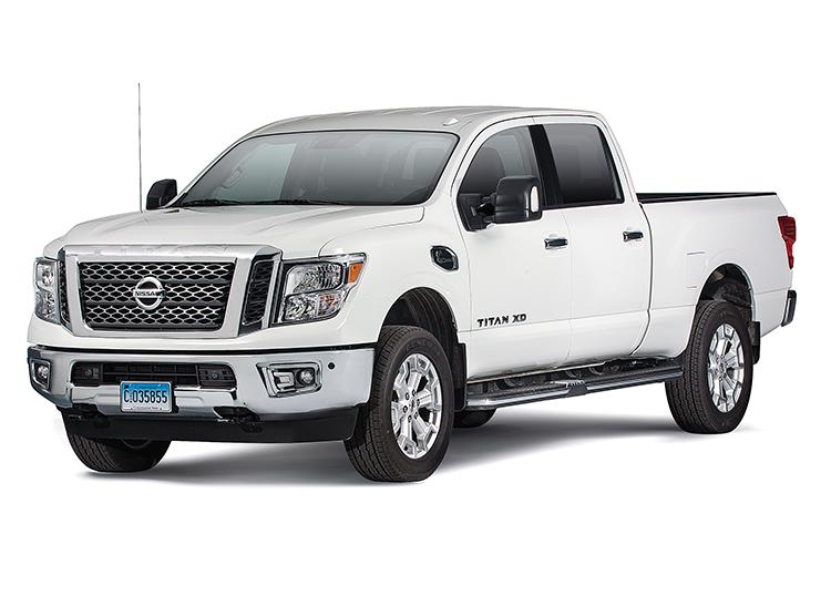 2016 nissan titan xd review. Black Bedroom Furniture Sets. Home Design Ideas