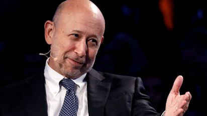 Blankfein: Being a public CEO isn't that great