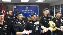 Cops bust major Johor drug syndicate led be woman kingpin