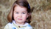 Princess Charlotte recently received the sweetest gift