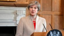 British PM May sets out plans to protect pensions during takeovers