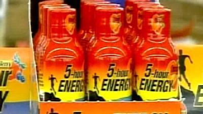 What's Really In Energy Drinks?