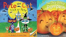 8 Bestselling Halloween Books That Aren't Too Spooky for Kids