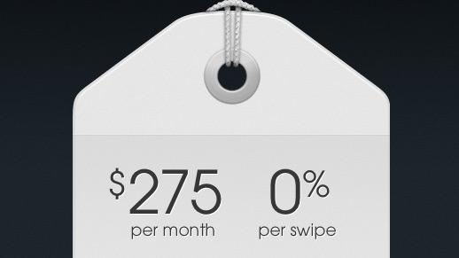 Square intros flat-rate payment option at $275 per month, hits small business sweet spot
