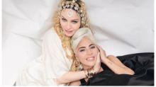 Lady Gaga e Madonna dão aula de sororidade: 'não mexa com garotas italianas'