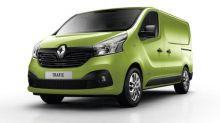 Renault Trafic van Review